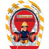 Little Star Fireman Sam Childrens Headphones with reduced volume
